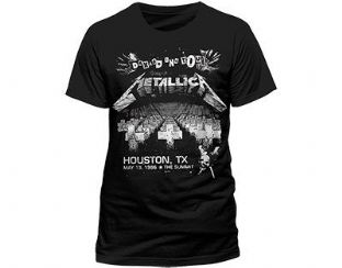 Metallica 'Damage Live' T-Shirt